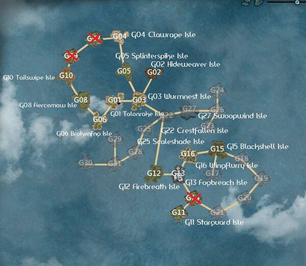 Grimtol Islands