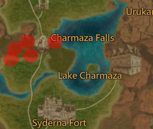 Drifting Lotus Dragon Map