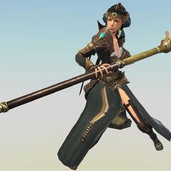 Female Sorcerer 2