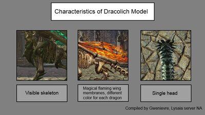 Dragon model characteristics dracolich upload