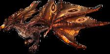 Monarch-dragon