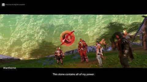 Dragon's Prophet Warthorne Cutscene 3