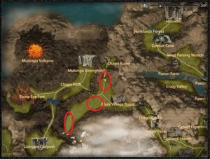 Bonemasked ironclaw dragon locations
