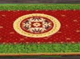 Classics Green/Red Rug