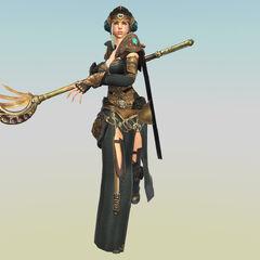 Female Sorcerer 3