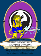 Murphy dragonstar s sword of dragons spell card by fictioncreatorartist-d63zfcs