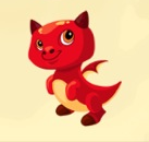 Fire Dragon Baby