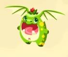 Fruitful Dragon Baby