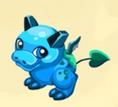 Island Dragon Baby