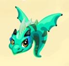 Serpent Dragon Baby
