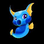 File:Water Dragon Render.png