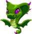 Poison Dragon Render