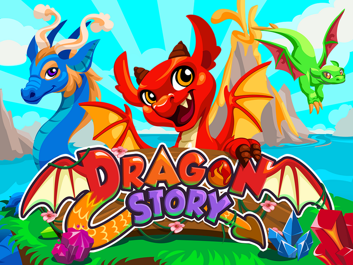 Dragon Story Load Screen