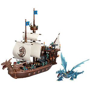 Mega-bloks-man-of-war-set