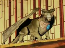Aroara appearance in movie