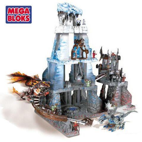 File:MegaBloks DragonMountain.jpg
