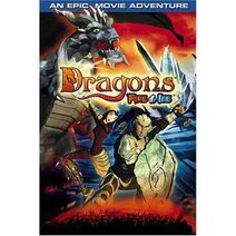Dragons fire and ice dvd cover