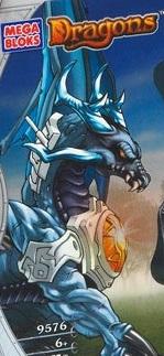 Cycloneblaze, Nova Dragon