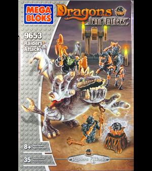 Iron Raiders Raiders Attack