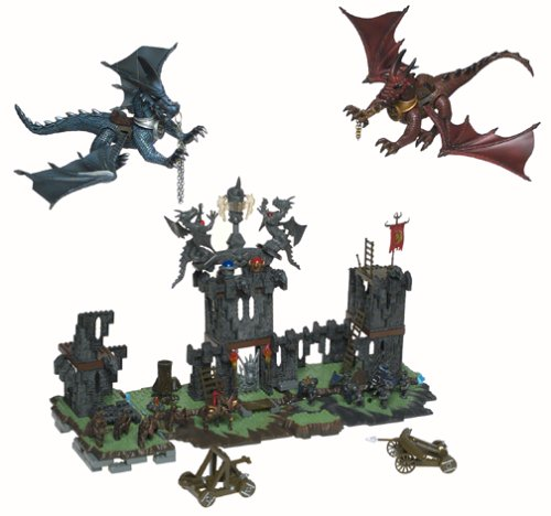 Warriors Fire And Ice Episode 4: Mega Bloks Dragons And Dragons Universe Wiki