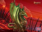 Serpentorch, Horned Dragon
