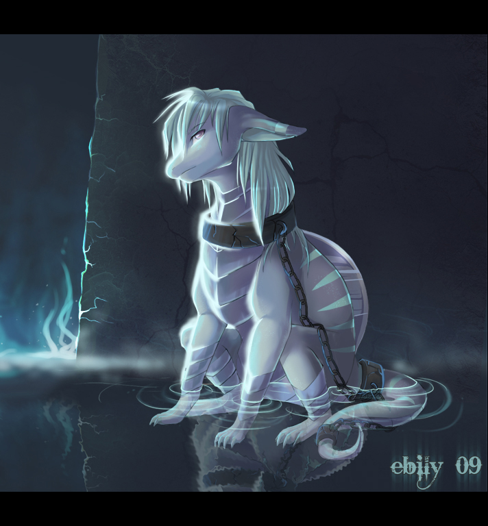 Cryptic by ebily