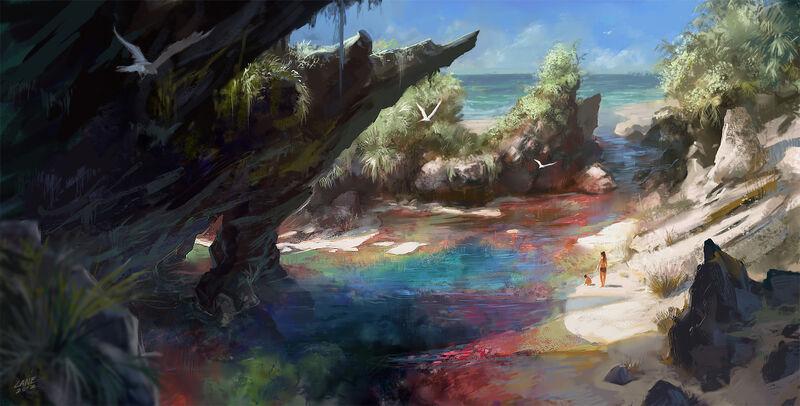 Lagoon by wildweasel339-d4nfhgf