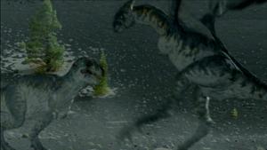 Dragon and TRex