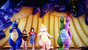 Dragon Tales Live