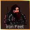 Iron Feet