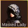 Desert-isle masked-lady