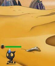 Sand-princess