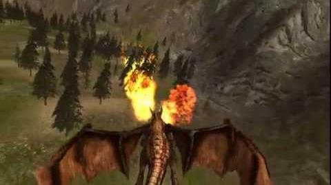 Dragon Combat and Destruction Update
