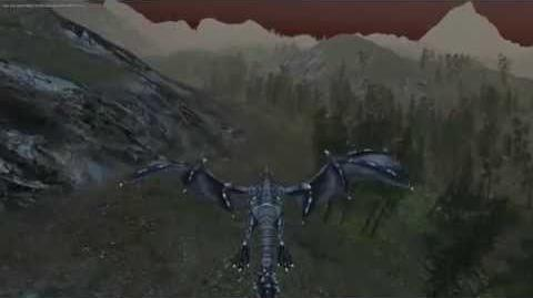 Dragon Flight Physics