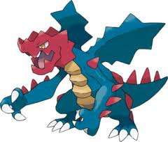 Pokemon Tipos De Dragao By H E L Wiki Fandom
