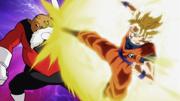 Toppo Vs Goku