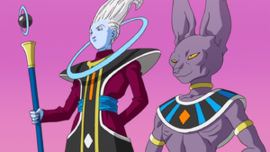 Beerus and Whis