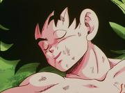 Goku's 1st death