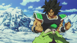 Broly's Wrath State