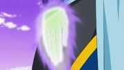 Ki energy blade
