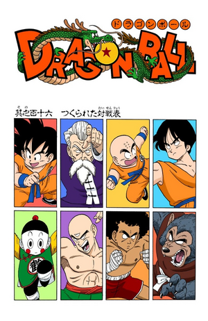 Dragon Ball Chapter 116