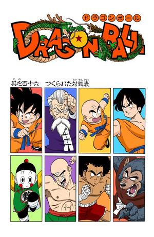 Dragon Ball Chapter 116