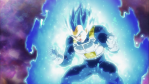 Super Saiyan God SS Evolution