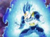 Super Saiyan Blue Evolved