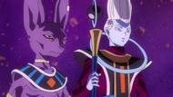 Whis and Beerus Movie 19