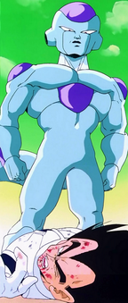 Freeza-merciless-nature