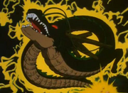 Shenron Summoning Pilaf