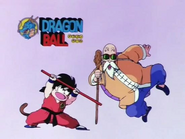 Roushi and Goku 1