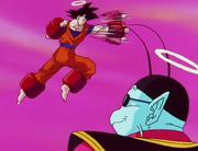 Kaio Training Goku