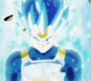 Super Saiyan God Super Saiyan: Evolution